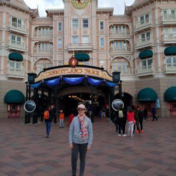 Anna trifft auf Minnie Maus & Co.