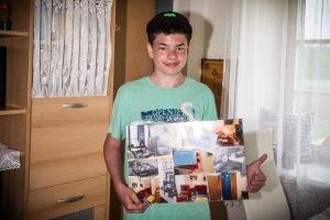Ein Jugendzimmer für Kevin
