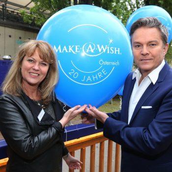 Make-A-Wish Österreich feiert 20 Jahre