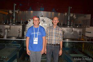 Eine Reise nach CERN