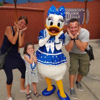 Hanna träumt vom Disneyland