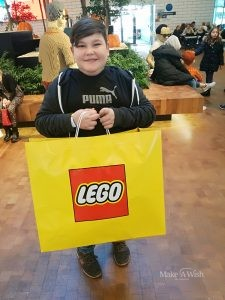 Benjamin's Reise ins LEGOLAND