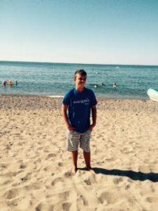 Emsud macht Urlaub am Meer