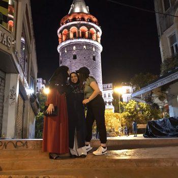 Ilayda: Überraschungsbesuch in Istanbul
