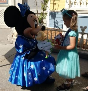 Ina trifft Disney's Prinzessinnen