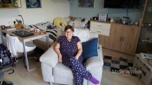 Ein trendiges Jugendzimmer für Katharina