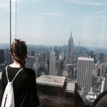 Laura besucht den Big Apple