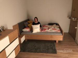 Linda bekommt ein neues Zimmer