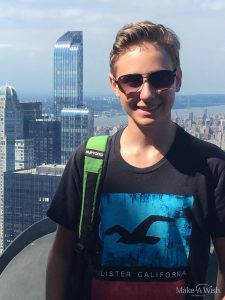 Lukas: New York, New York