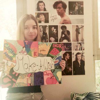 Nina möchte Harry Styles treffen!