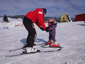 Ein Skiurlaub für Sara