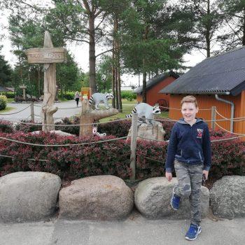 Simon fährt ins Legoland