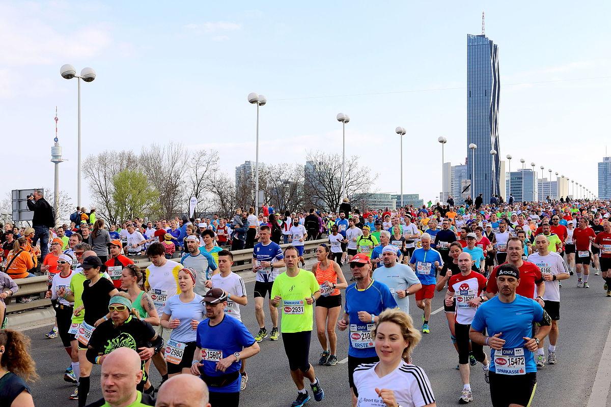 Der Vienna City Marathon unterstützt Make-A-Wish!