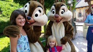 Aileen reist ins Disneyland