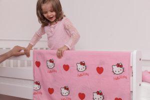 Arionela und ihr Hello-Kitty-Zimmer
