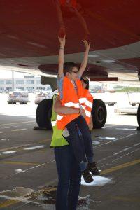Dimi im A380