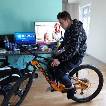 Ein e-Bike für Raphael
