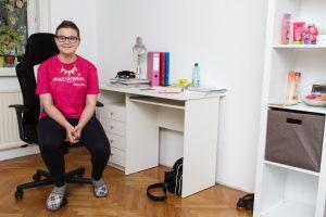 Zimmereinrichtung für Elena