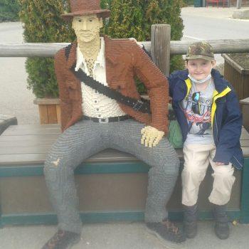 Florian reist ins Legoland