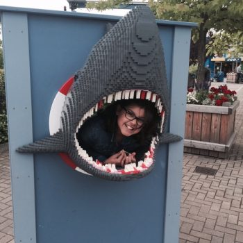 Larissa und ihre Reise ins Legoland
