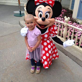 Leannas Herzenswunsch ins Disneyland Paris zu reisen