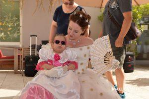 Antonella trifft Kaiserin Sisi