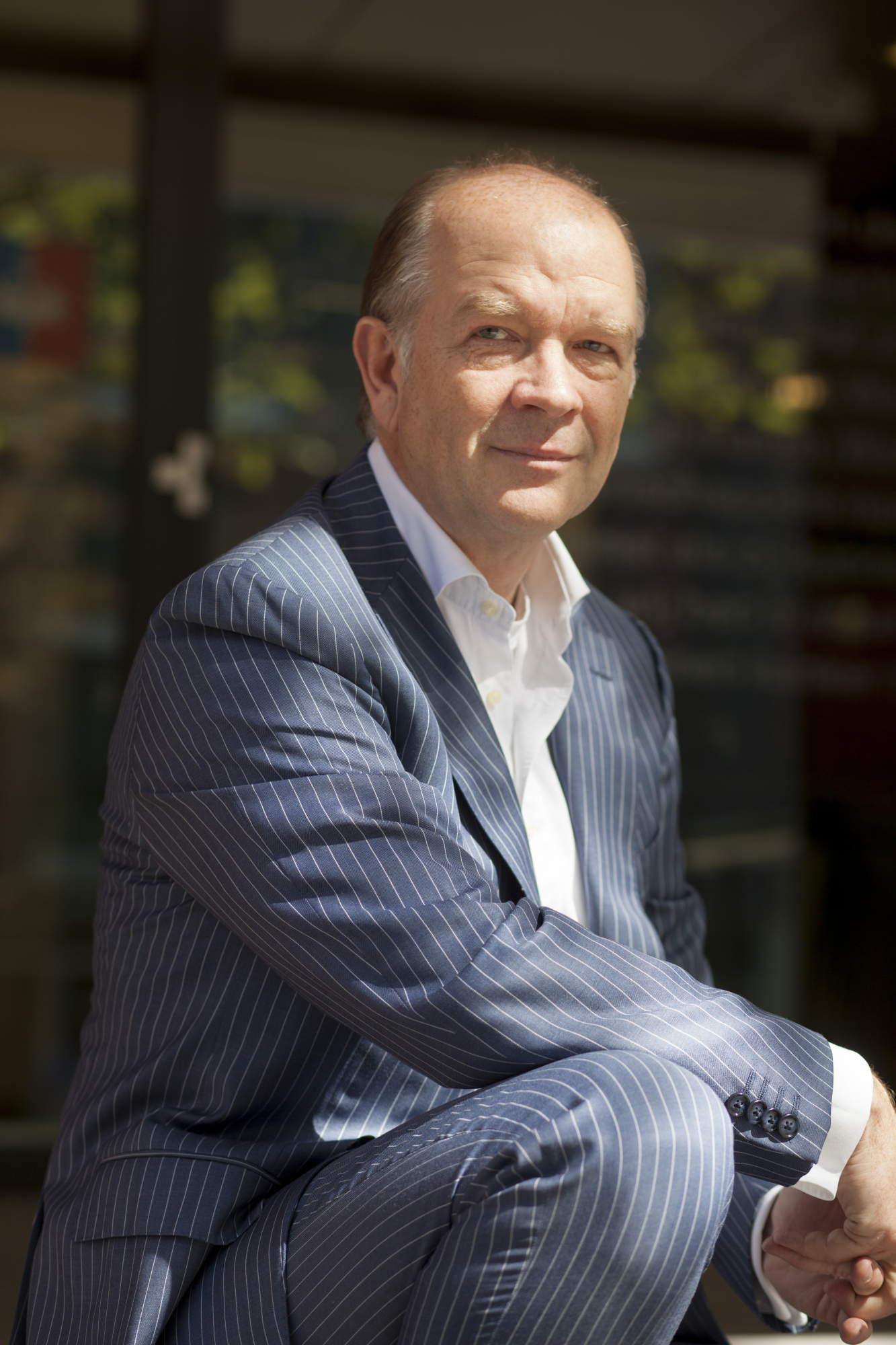 Michel Rudolphie ist neuer internationaler Präsident