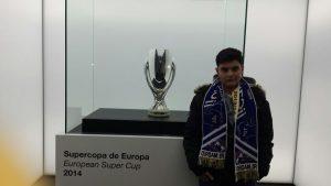 Murat trifft Ronaldo