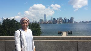 She wants to be a part of it – New York
