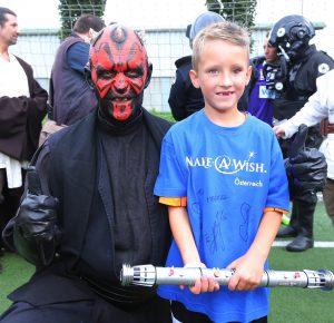 Star Wars Fußball Turnier (Fussball du musst)