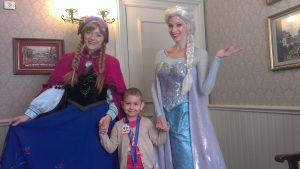 Vanesa reist ins Disneyland® Paris
