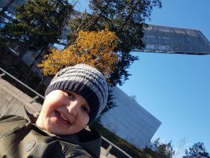 Moritz besucht Oslo
